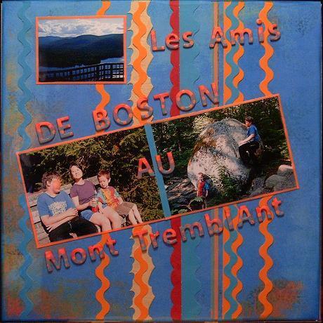 2009-03-24 Album-mon gars-Take 1 2009-03-Challenge-JustEdge