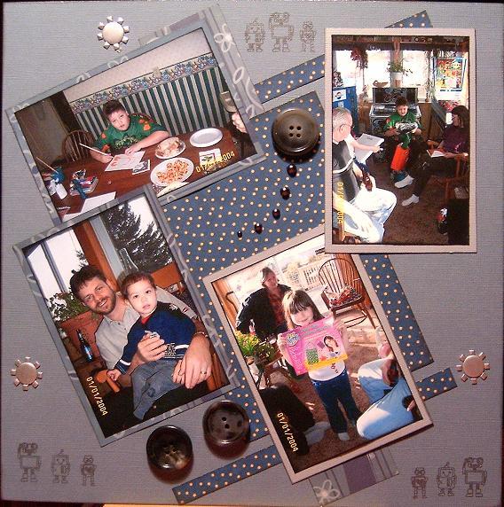 Les miennes... 2009-12-ChallengeC